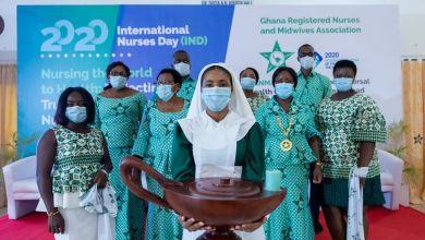 Ghana Registered Nurses and Midwives