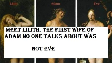 Meet Lilith, The First Wife of Adam No One Talks About Was Not Eve