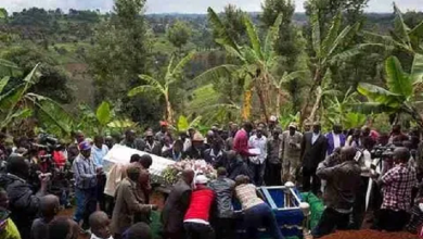 Dead man asks for drinking water before casket is lowered in grave