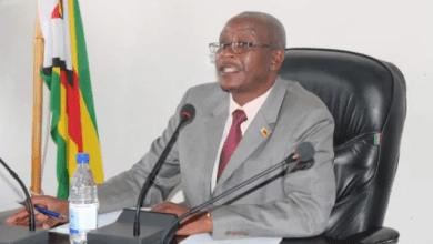 Justice Minister Ziyambi Ziyambi