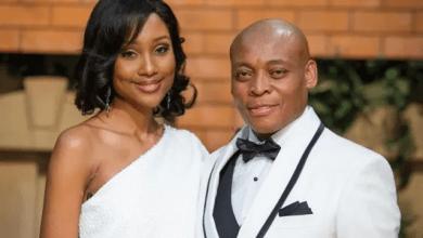 Zoe Mthiyane divorces Rapulana Seiphemo