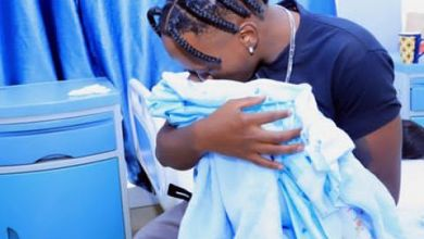 Beenie Gunter Welcomes Baby Bouncing Boy