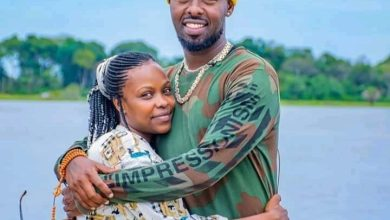 Eddy Kenzo's sister who has been missing for the last 20 years