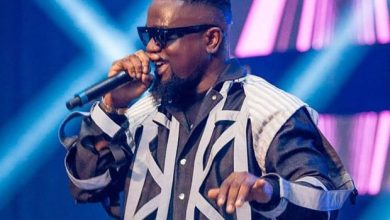Sarkodie Honoured