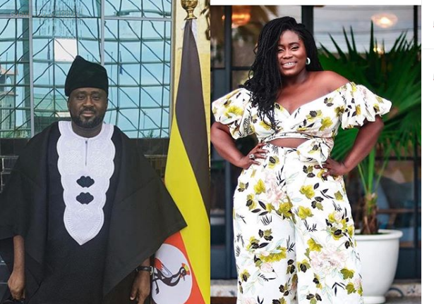 Lydia Forson Responds To Claims That She Slept With Desmond Elliot And His Wife Caught Them Red Handed, Lydia Forson Was Allegedly Caught In A Hotel Room With Desmond Elliot By His Wife