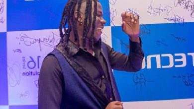 Stonebwoy, KiDi, Others Nominated For AFRIMMA 2020