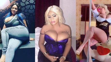 Cossy Ojiakor replies IG user who attacked her for preaching about God in a racy outfit
