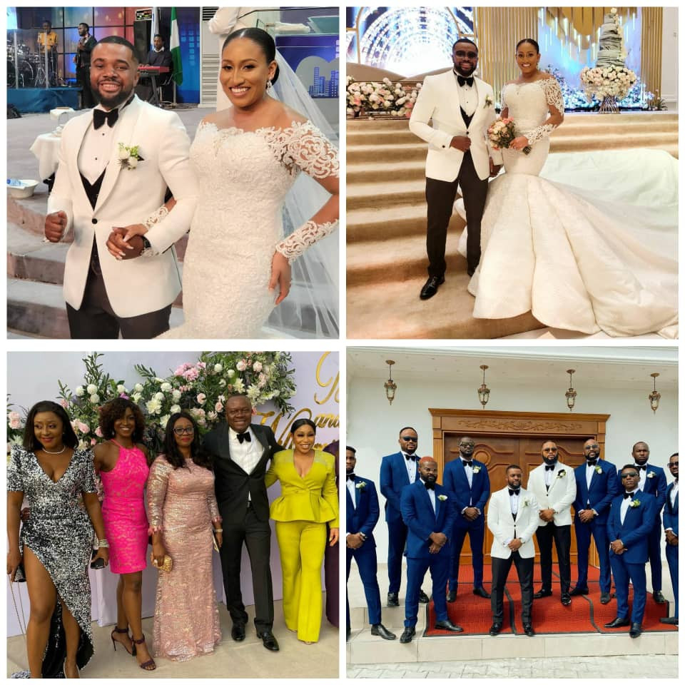 Rita Dominic, Kate Henshaw, Ini Edo, Chika Ike, many others at Williams Uchemba's wedding