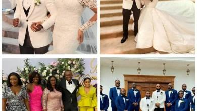 Rita Dominic, Kate Henshaw, Ini Edo, Chika Ike, many others at Williams Uchemba's wedding