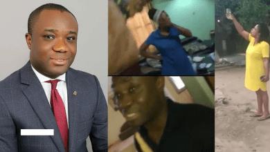 Former Deputy Minister Sacrifice His Political Career For Slay Queen