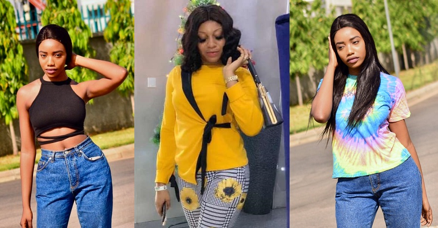 Controversial Nigerian Slay Queen, Vivian accused of stealing iPhone 12 belonging to her friend's boyfriend