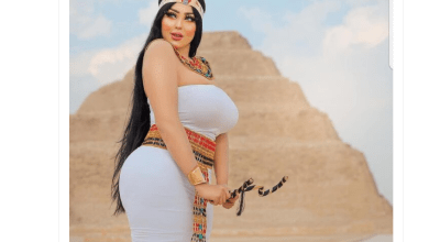 Socialite Arrested For Posing In front Of A Pyramid