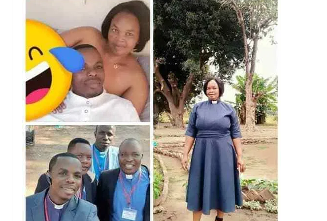 Reverend Godwin and married Woman Bedroom Photos Leaked