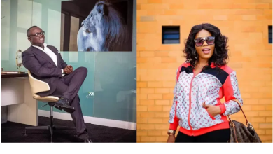 Leaked Whatsapp chat of Bola Ray threatening to deal with Mahama's Girlfriend