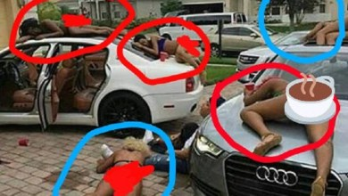 See What Happened To These Pretty Ladies After A Night Club