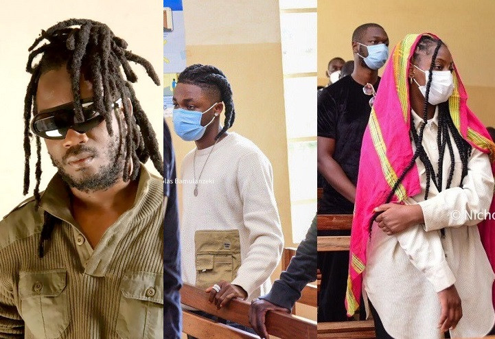 Top Ugandan singer, Bebe Cool accused of playing a role in the arrest of Omah Lay and Tems