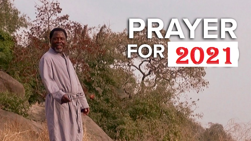 TB Joshua Returns From Mountain With 2021 Prophecies