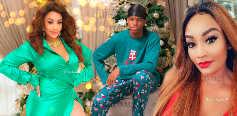 I Love My Son Even if He is Gay, I Will Raise Him - Zari Hassan Speaks Out about Raphael