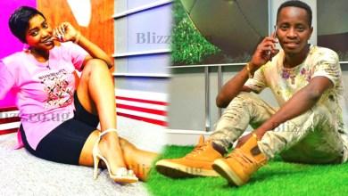 MC Kats Reportedly Chewing Spark TV's Caroline Marcah's Juicy Sumbie