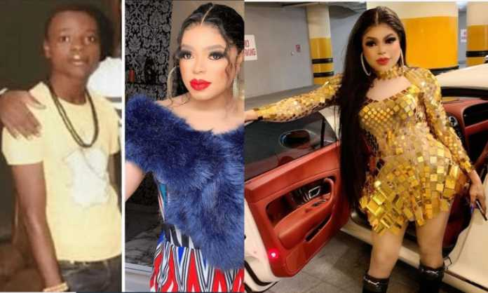 Doctor is about to give some wet pussy Nigerian crossdresser Bobrisky