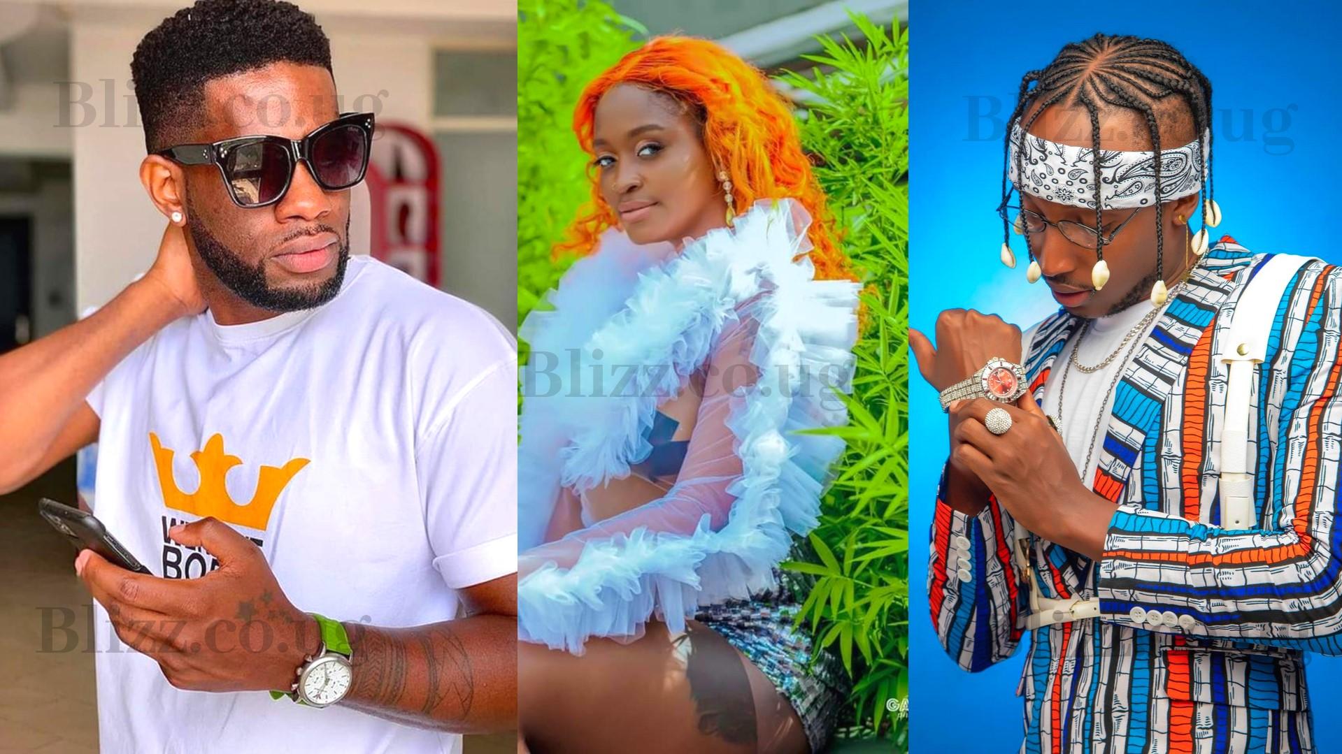 DJ Slick Stuart Reportedly Beats Up Chozen Blood Over Winnie Nwagi's Juicy Pussy