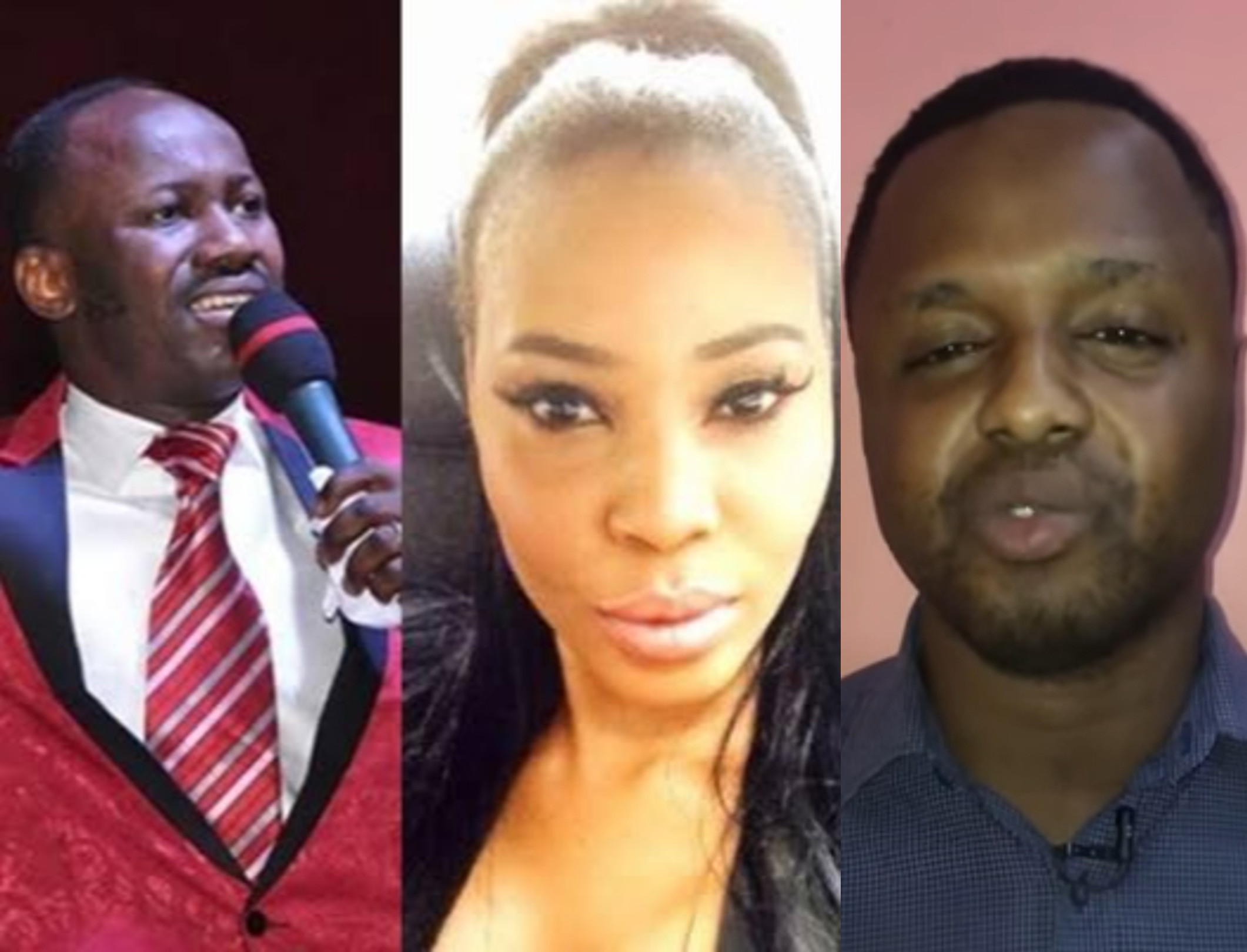 I'll expose how we got Stephanie Otobo to apologise over sex scandal – Pastor Mike Davids threatens Apostle Suleman
