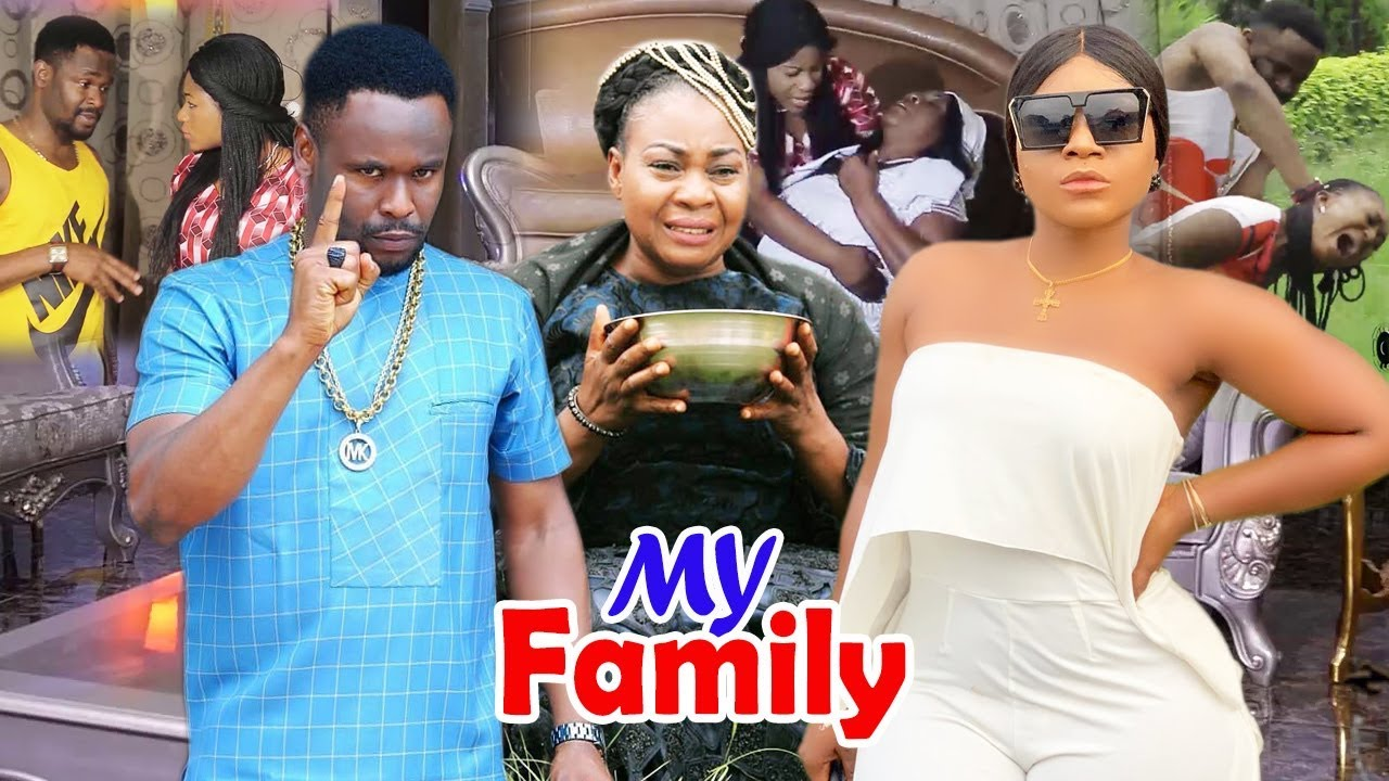 Nollywood actor and movie producer, Zubby Michael