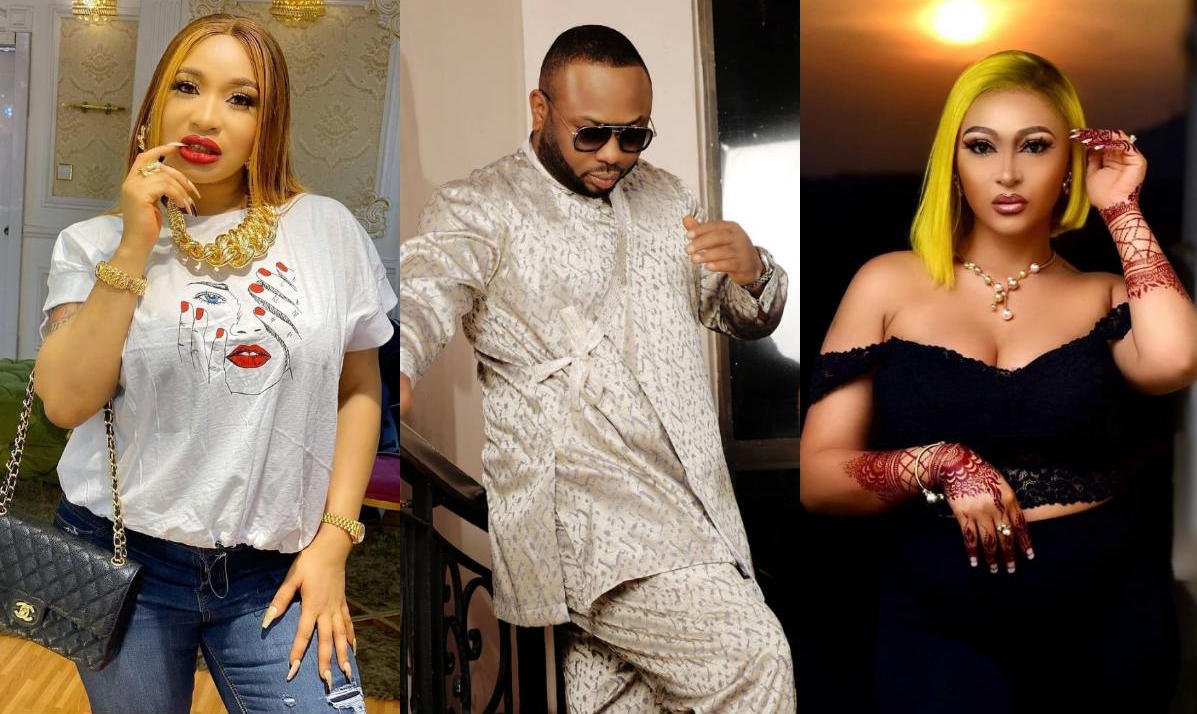 Only God Can Judge, Why I married Tonto Dikeh's ex-husband – Rosy Meurer
