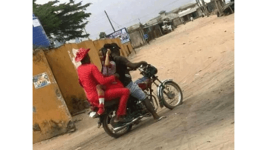 Valentine's madness: This guy and his 'BAE' couldn't wait to get home, they did it on Okada! Eh! Eh! (PHOTO)