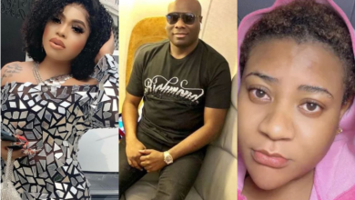 Mompha reacts to the 'dirty fight' between Bobrisky and Nkechi Blessing