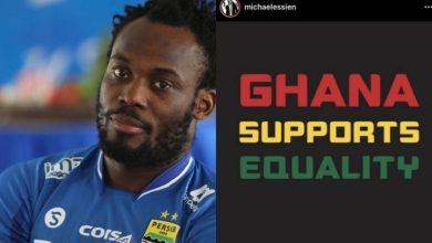 500K Instagram Fans Unfollow Micheal Essien After Declaring Support for Gays, Lesbians