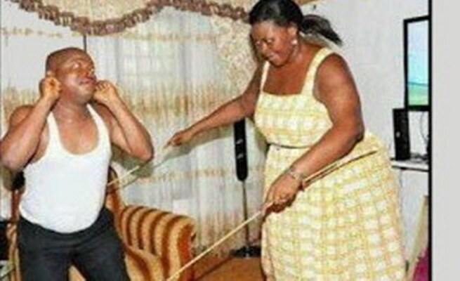 Drama as woman goes berserk after she visited her ex-husband and found him with his girlfriend