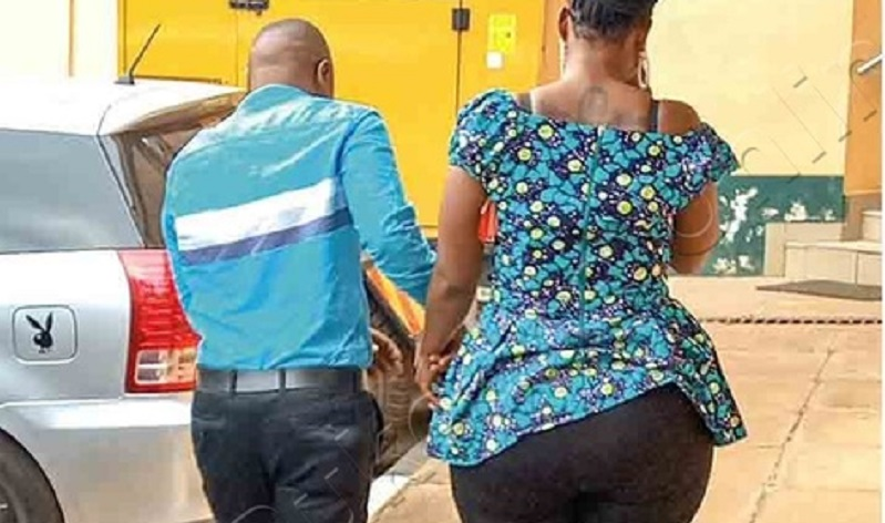 Woman caught pants down with high school sweetheart, Woman sues maid for sleeping with her husband which has resulted in the birth of a child.,