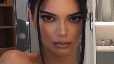 Man arrested after he attempted to swim naked in Kendall Jenner's pool