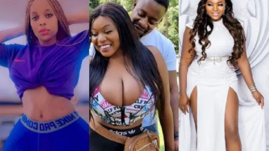 Naked pictures of MsShally leaked after her clash with Tytan's ex 1Njuzu