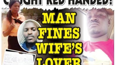 Wife Caught Red-handed with lover at sister's house!