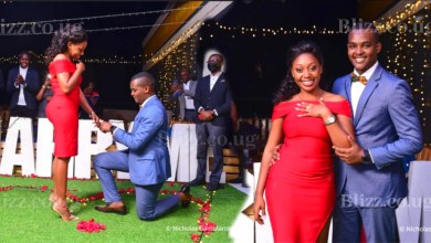 Canary Mugume Proposes to Girlfriend Sasha Ferguson After 7 Years of Dating