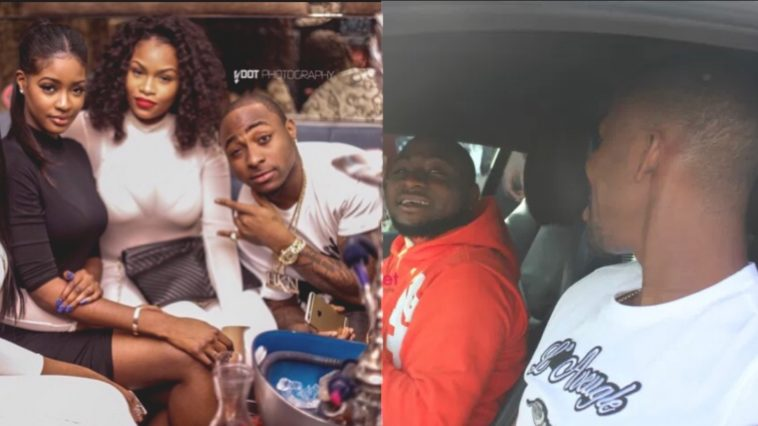 """Davido has destroyed lot of girl future, most of the girls he chopped will die single"""" – Ibrah One"""