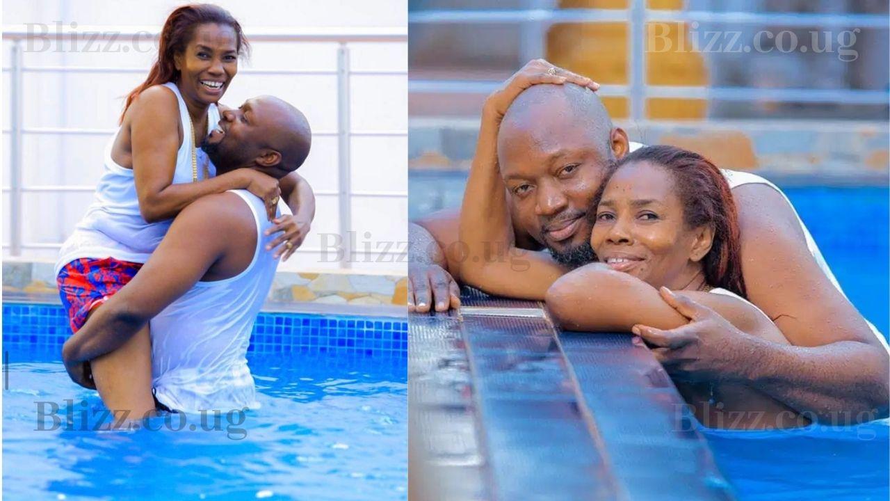 Diamond Platnumz Mother Sanura Kasimu Heavily Pregnant, Reveals Man Responsible
