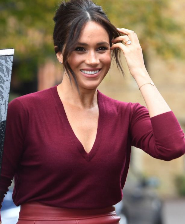 Meghan Markle accused of 'PR stunt' over wreath laid at Prince Philip's funeral