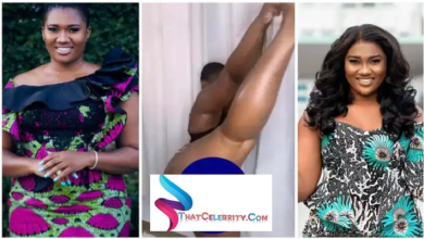 Abena Korkor shades TV3 after they sacked her for stripping online