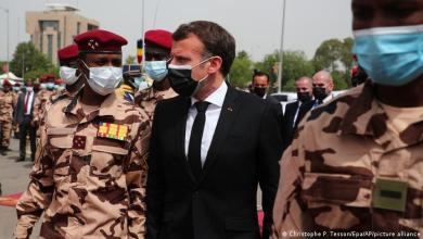 Why France is backing Chad's new leader, Mahamat Idriss Deby