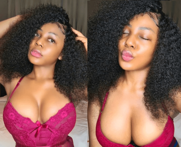 Ifu Ennada puts on a very busty display in new photos
