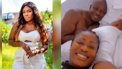 Nana Akua Addo And Her Husband's Sidechick Fight Dirty On Social Media