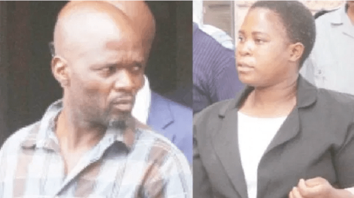 No More Freedom: You can't chop me and go free!! Police Woman Haunts Ex Lover