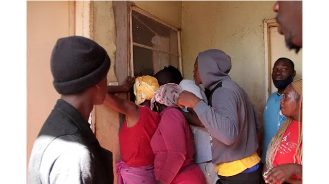 Jackal Hiding Under Bed Causes Chaos In Chitungwiza, Shot Dead