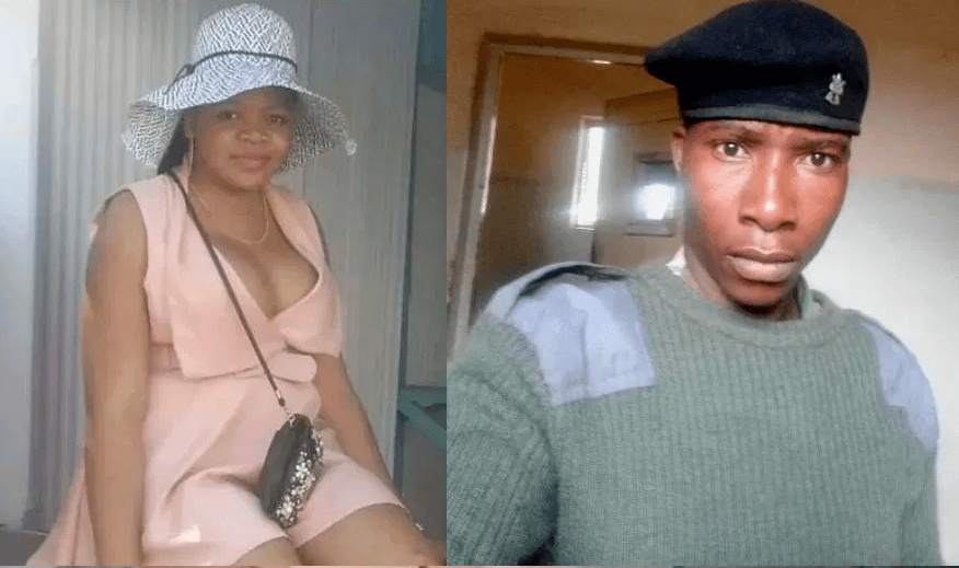 Something must kill a man !!! Ashawo Knifes Soldier To Death In High field