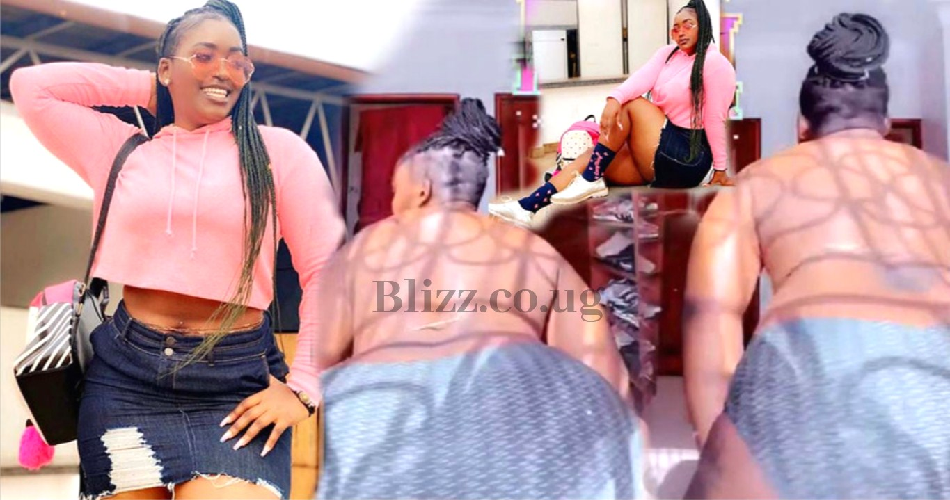 Winnie Nwagi Undresses Live on Camera and Shakes Her Nyash for Starving Men (VIDEO)