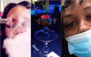 Woman infected with Lung Cancer after smoking Shisha shares her story