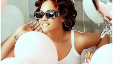 Wizkid's ex-girlfriend, Tania celebrates 29th birthday in a very sweet way
